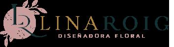 Lina Roig Floristes Logo